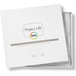 Bild von Project Life Photo Pocket Pages 60/Pkg-Big Variety Pack 2