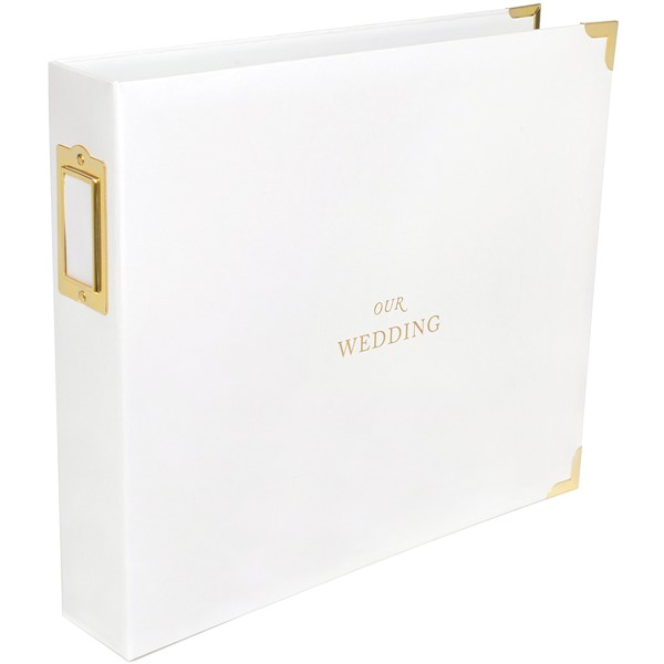 "Bild von Project Life D-Ring Album 12""X12"" Southern Weddings Edition"