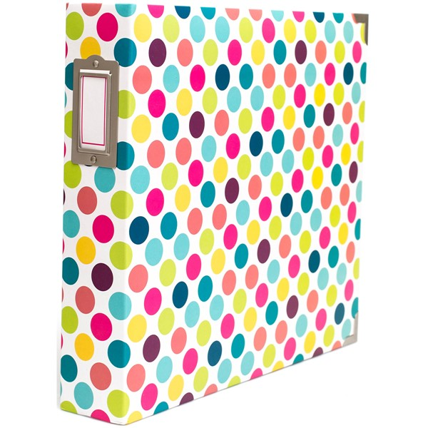"Bild von Project Life D-Ring Album 12""X12"" Bold Dots"