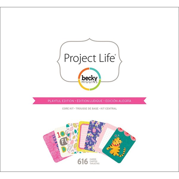 Bild von Project Life Core Kit Playful