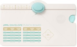 Bild von We R Memory Keepers Mini Envelope Punch Board-