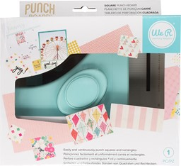 Bild von We R Square Punch Board-