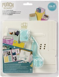 Bild von We R Memory Keepers Journal Pocket Punch Board-