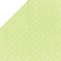 "Bild von BoBunny Double Dot Double-Sided Textured Cardstock 12""X12""-Mint"