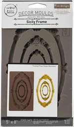 "Bild von Prima Marketing Re-Design Mould 5""X8""X8mm-Sicily Frame"
