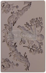 "Bild von Prima Marketing Re-Design Mould 5""X8""X8mm-Divine Floral"