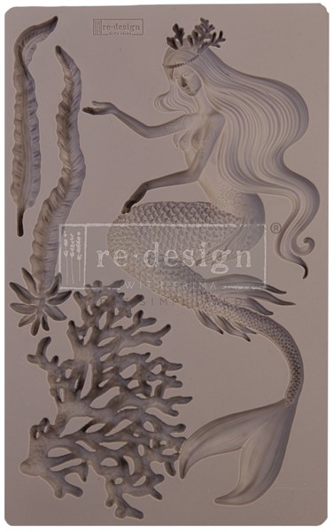 "Bild von Prima Marketing Re-Design Mould 5""X8""X8mm-Sea Maven"