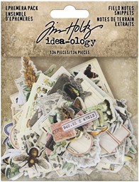 Bild von Idea-Ology Ephemera Pack -Field Notes