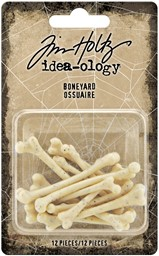 Bild von Idea-Ology Boneyard Pieces 12/Pkg-