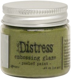 Bild von Tim Holtz Distress Embossing Glaze -Peeled Paint