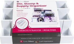Bild von Totally-Tiffany Die, Stamp & Supply Organizer-