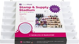 Bild von Totally-Tiffany Stamp & Supply Stadium-6 Level