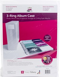 Bild von Totally-Tiffany 3-Ring Album Case Fab File-