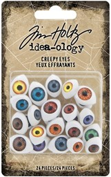Bild von Idea-Ology Creepy Eyes 24/Pkg-