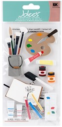 Bild von Jolee's Stickers-Art Supplies