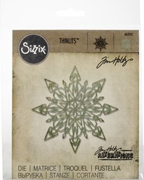 Bild von Sizzix Thinlits Dies By Tim Holtz -Flurry #1