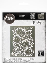 Bild von Sizzix Thinlits Dies By Tim Holtz-Bouquet