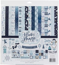 "Bild von Echo Park Collection Kit 12""X12""-Winter Magic"