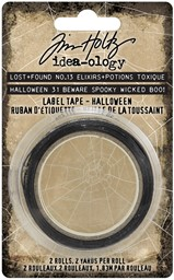 Bild von Idea-Ology Label Tape 2/Pkg-Halloween