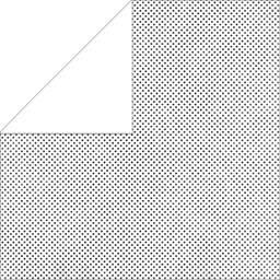 "Bild von BoBunny Double Dot Double-Sided Textured Cardstock 12""X12""-Sugar"