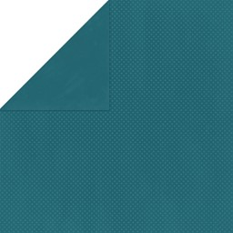 "Bild von BoBunny Double Dot Double-Sided Textured Cardstock 12""X12""-Slate"