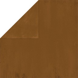 "Bild von BoBunny Double Dot Double-Sided Textured Cardstock 12""X12""-Chocolate"
