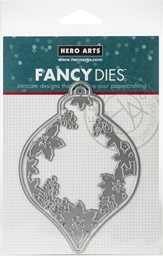 Bild von Hero Arts Fancy Dies-Poinsettia & Ornament