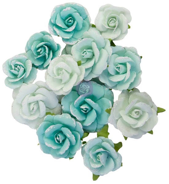 Bild von Prima Marketing Mulberry Paper Flowers-All For You/With Love