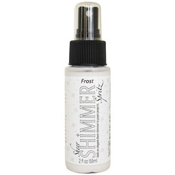 Bild von Sheer Shimmer Spritz Spray 2oz-Frost