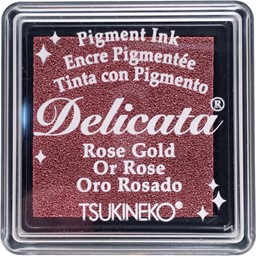 Bild von Delicata Small Pigment Ink Pad-Rose Gold