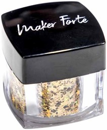 Bild von Maker Forte Shaped Confetti 10g-Stars - English Mustard