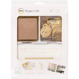 Bild von Project Life Value Kit KRAFT & FOIL