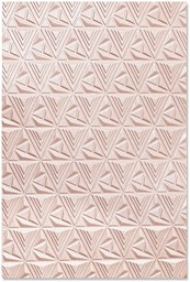 Bild von Sizzix 3D Textured Impressions By Jessica Scott Geometric Lattice