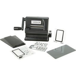 Bild von Sizzix Sidekick Starter Kit Featuring Tim Holtz Black Version 2021