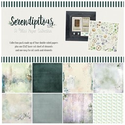 "Bild von 49 And Market Collection Pack 12""X12""-Serendipitous"