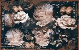 "Bild von Prima Re-Design Decoupage Decor Tissue Paper 19""X30"" 2/Pkg-Uniqua"