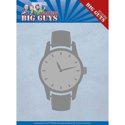 Bild von Find It Trading Yvonne Creations Die-Watch, Big Guys Workers
