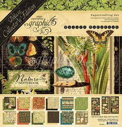 "Bild von Graphic 45 Deluxe Collector's Edition Pack 12""X12""-Natures Notebook"