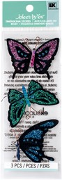 Bild von Jolee's By You Dimensional Stickers-Butterflies