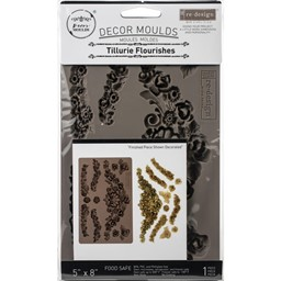 "Bild von Prima Marketing Re-Design Mould 5""X8""X12mm-Tillurie Flourish"