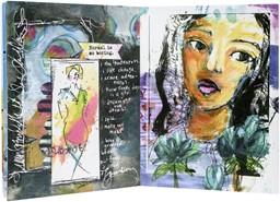 Bild von Dina Wakley Media Mixed Media Collage Collective 2-Vol 1