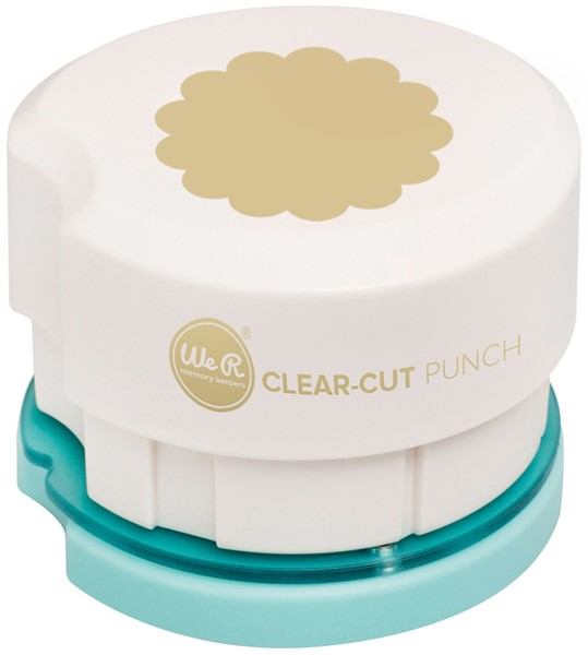 "Bild von We R Memory Keepers 2"" Clear-Cut Punch-Scallop Circles"
