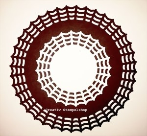 Bild von Martha Stewart Triple Web Circle Border Cartridge Einsatz